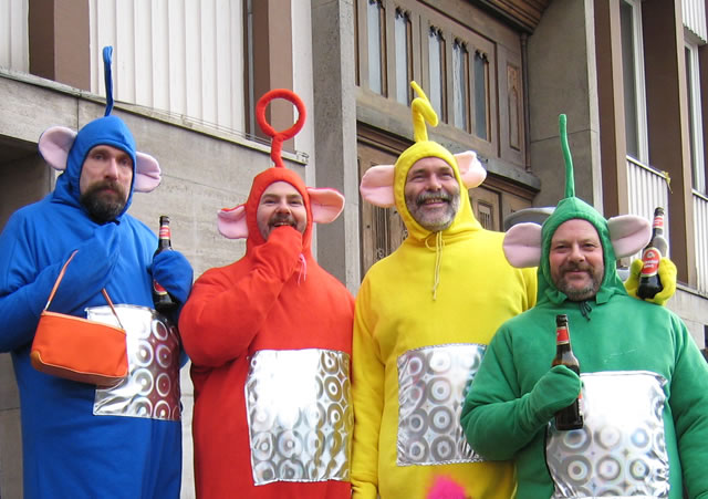 Teletubbies!